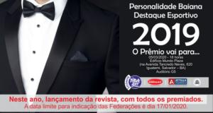 Solenidade de Entrega do Prêmio Destaque 2019 Attilla Torres